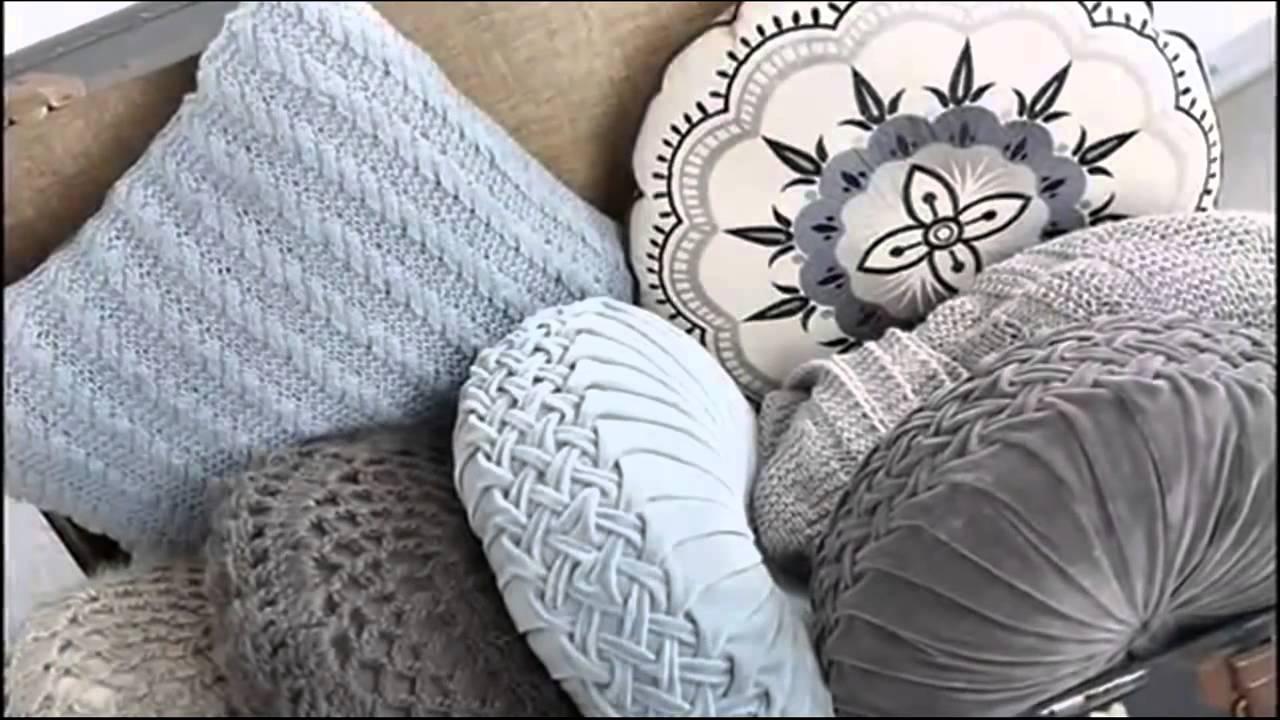 вязание спицами подушки схемы и описание оригинальные наволочки на